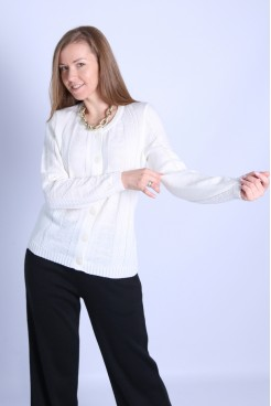 Жакет NITA Л 759-19 молочный