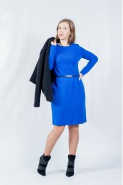 Платье  NITA Л 799-20 электрик