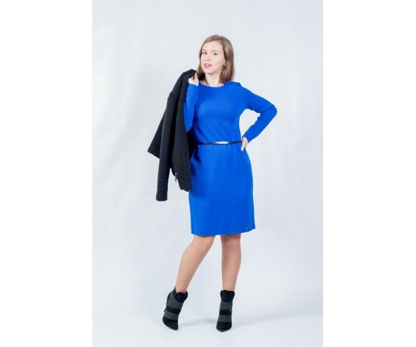 Женское платье NITA Л 799-20 электрик