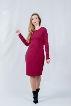 Платье  NITA Л 799-20 малиновый