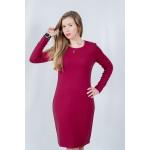 Женское платье NITA Л 799-20 малиновый