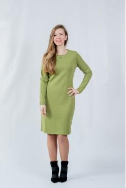 Платье  NITA  Л 799-20 олива