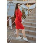 Женское платье NITA Л 799-20 терракот