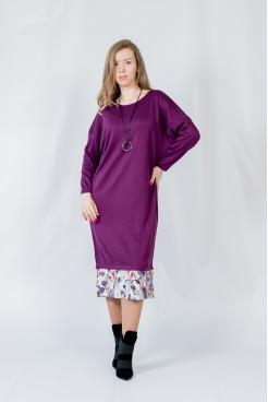 Платье NITA Л 804-20 слива