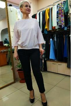 Блуза NITА Л 821-20 розовый