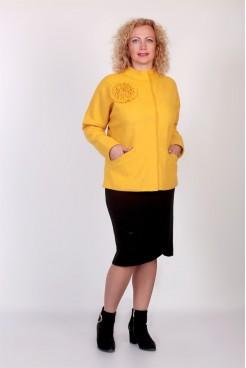 Жакет NITA Л 716 желтый