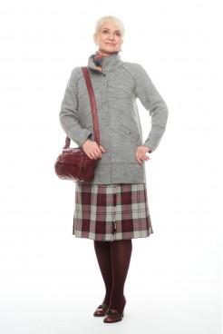Куртка NITA Л 731-19 серый