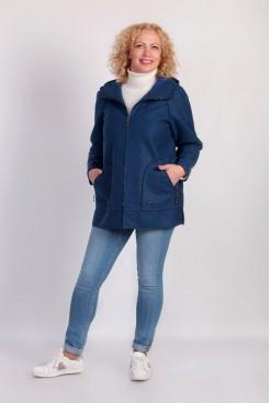 Куртка NITA Л 732-19 джинс